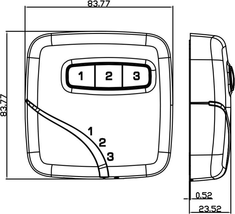 3-Wege-Schalter – OZRoll